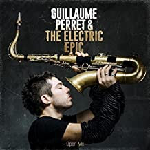 Guillaume Perret - The Electric Epic Vinyle