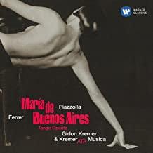 Gidon  Kremer Piazzolla Maria de Buenos Aires