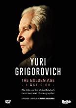 Yuri Grigorovich DVD The Golden age