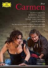Yannick Nézet-Seguin Bizet Carmen Elina Garanca DVD