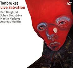 Tonbruket Live Salvation Dan Berglund/Johan Lindström/martin Hederos/Andreas Wer