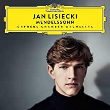 Jan Lisiecki Mendelssohn Orpheus Chamber Orchestra Concerto pour Piano et Orches