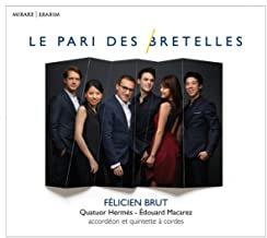 Félicien Brut Quatuor Hermès le Pari des Bretelles