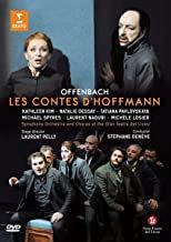 Offenbach DVD les Contes d'Hoffmann Nathalie Dessay