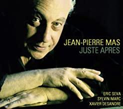 Jean-Pierre MAS juste après Eric Séva-Sylvin Marc-Xavier Descendre