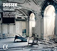 Dussek concerto pour 2 Pianos Chamber works Alexei Lubimov-Olga Pashchenko