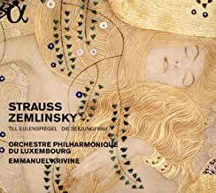 E Krivine OP du Luxembourg Strauss zemlinsky