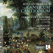 Alarcon Lassus Canticum Canticorum