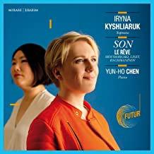 Iryna Kyshliaruk Son le rêve Sun-Ho Chen