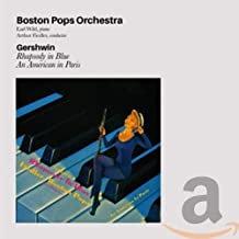 Boston Pops Orchestra Gershwin Rhapsody in Blue