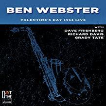 Ben webster Valentine's Day1964 Live