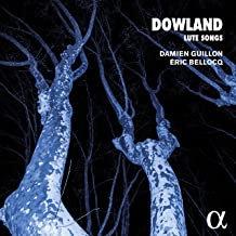 Dowland Lute Songs Damien guillon Eric Belloq