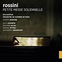 Rossini Petite Messe Solennelle Ottavio Dantone Accentue