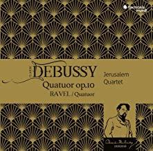 Debussy Quatuor Op10 Ravel Quatuor Jerusalem