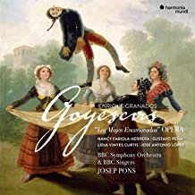 Goyescas Granados Josep Pons BBC Symphony Orchestra