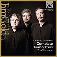 Johannes Brahms Trio Wanderer