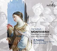 Donna Monteverdi Il Festino