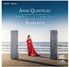 Anne Queffélec Scarlatti Ombre et Lumière 18 sonates pour Clavier