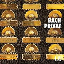Bach Privat Staier Mullejans Dieltens