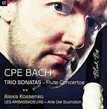 CPE Bach Alexis Kossenko Les Ambassadeurs coffret 3 CDS