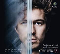 Benjamin Alunni Confluences Mélodies juives et françaises