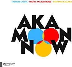 AKA MOON Now Fabrizio Cassol/Michel Hatzigeorgiou/Stéphane Galland