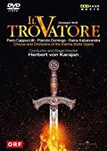 Verdi DVD Il Trovatore Karajan