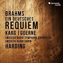Brahms Deutsche Requiem Harding Goerne