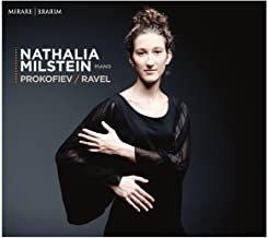 Nathalia Milstein Prokofiev/Ravel Piano