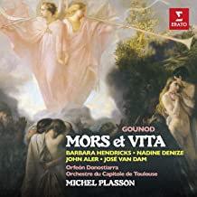 Mors et Vita Gounod Michel Plasson
