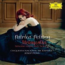 Patricia Petibon MelancoliaOrchestra Nacional de Espana Josep Pons