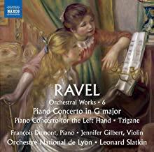Ravel Orchestral Work vol6