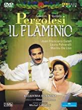 Accademia Bizantina Ottavio Dantone  Pergolesi Il Flaminio DVD