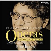 Coffret Mozart René Jacobs