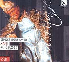 Handel Saul René Jacobs