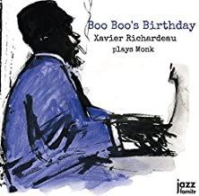 Boos Boo's birthday Xavier Richardeau/Laurent Courthaliac play Monk