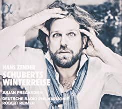 Hans Zender Schuberts Winterreise Julian Prégardien Deutsche Radio Philharmonie