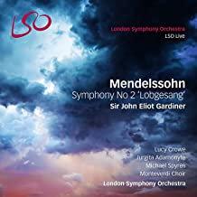 Mendelssohn symphonie N°2 Gardiner LSO
