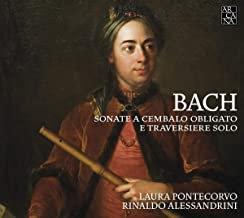JS Bach  Rinaldo Alessandrini Sonate a cembalo obligato