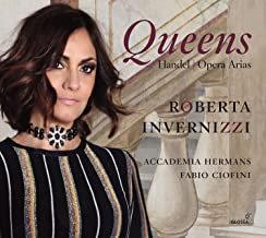 Roberta Invernizzi Queens arias