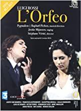 Pichon Pygmalion DVD Rossi Orfeo