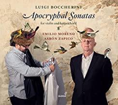 Emilio Moreno Aaron Zapico Boccherini Apocryphals sonatas