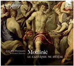 Moulinié Cantique de Moÿse William Christie les Arts Florissants