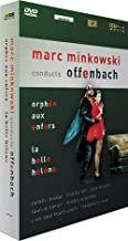 Minkowski Offenbach DVD coffret