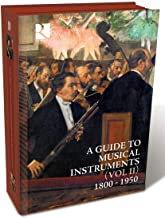 Guide des Instruments de Musique vol2 1800-1950 Coffret Ricercar