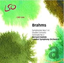 Brahms symphonies 1_4 Bernard Haitink LSO