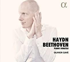Olivier Cavé Haydn/Beethoven Piano Sonatas