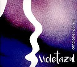 Canciones del Sur Violetazul