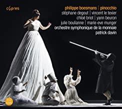 Philippe Boesmans Pinocchio Orchestre Symphonique de la Monnaie Patrick Davin