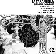 La Tarantella l'Arpeggiata Christina Pluhar Vinyle
